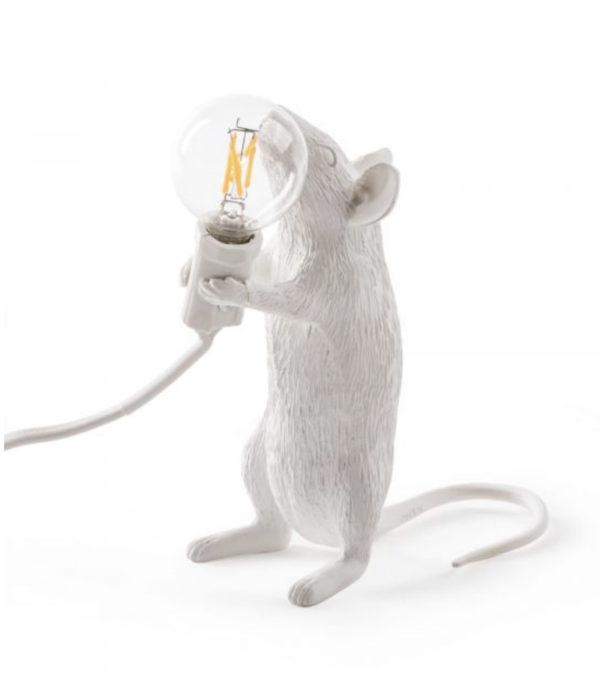 Mouse Lamp 1 - Lampe Souris Debout