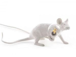 Mouse Lamp 3 - Lampe Souris Allongée
